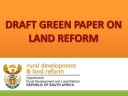 Failure to learn from the experience of Land Reform